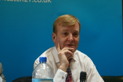 Charles Kennedy successful Lib Dem MP.