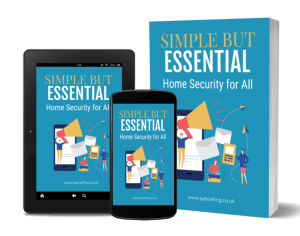 Home Security eBook Cover