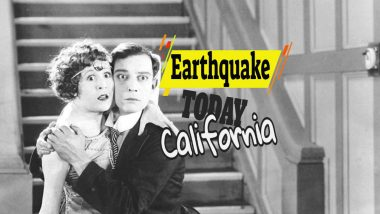 Earthquake-today-California