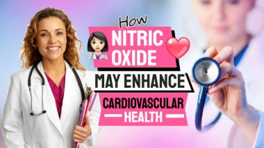 "Image text: ""Nitric oxide and cardiovascular health""."