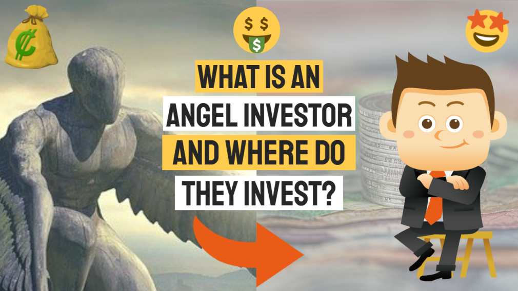 "Featured image text: ""What is an Angel Investor""."