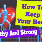 """Featured image text: """"How to keep your heart healthy""""."""